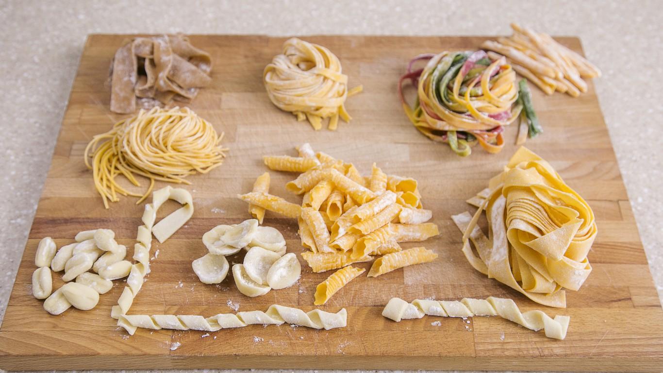 Тесто для макароны рецепты