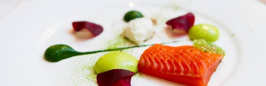 Три блюда из рыбы