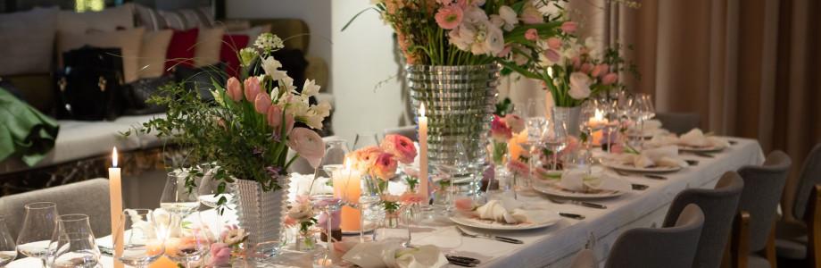 The perfect table: искусство дегустации