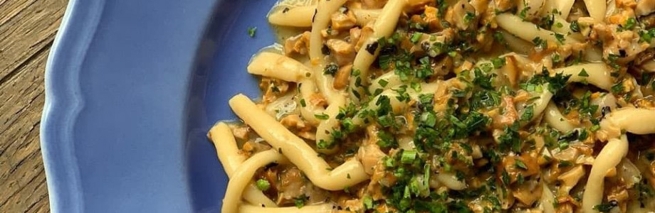 PASTA MIA: итальянская кухня с Антонио Фреза