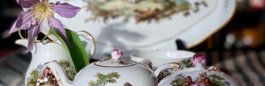 The perfect table: искусство чаепития